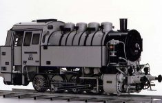 Zimmermann Dampflokomotive 81 003