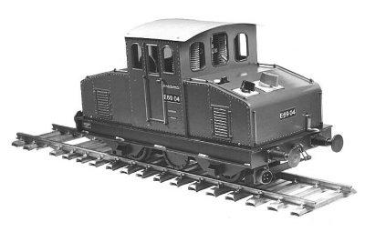 Zimmermann Elektrolokomotive E6904