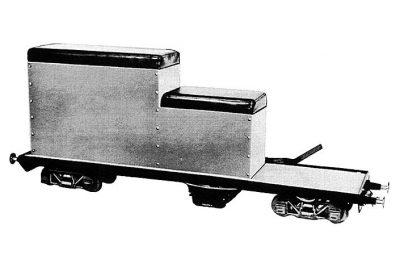 Zimmermann Bedienungswagen