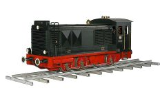Zimmermann Dieselokomotive V 36 416